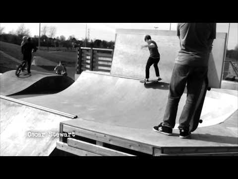 Radcliffe skatepark // Short Promo