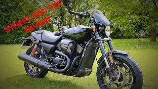 6. 2017 Harley Davidson Street Rod 750 Review