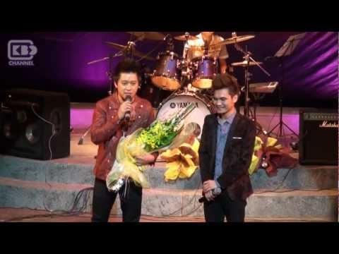 KBC CHANNEL – Tuấn Hưng tại The First Khắc Việt Mini Concert