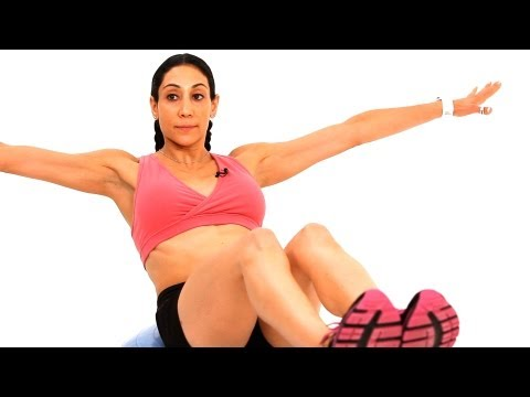 5 Best Ab Exercises | Bosu Ball Workout