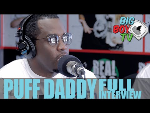 Puff Daddy Talks About The UCLA Incident, Bad Boy Records, And More! (Full Interview) | BigBoyTV