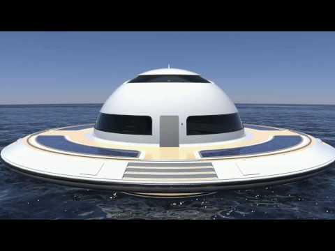 Неопознанный плавающий объект: Jet Capsule наладит выпуск подводных домов-яхт - Центр транспортных стратегий