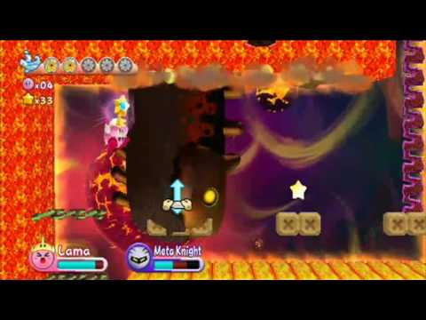 kirby adventure wii uk