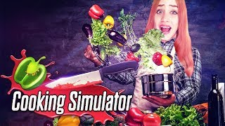 COOKING SIMULATOR #01 - Ich habe alles unter Kontrolle! • Let's Play Cooking Simulator