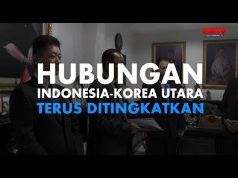 Hubungan Indonesia-Korea Utara Terus Ditingkatkan