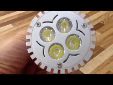 PedLed Lampada LED Par20