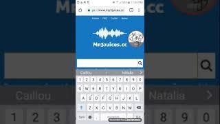 Descargar MP3 de Mp3juices