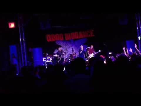 Good Riddance - Slowly (live @ Factory, Milan, 7-09-2013) (видео)