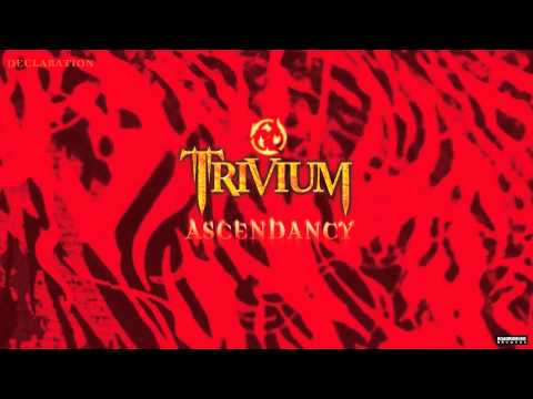 Trivium - Declaration (Audio)