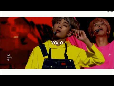 Go Go (live) -  BTS (sub. español)
