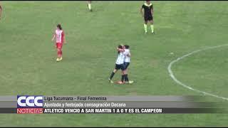 Liga Tucumana - Final Femenina