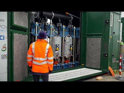 Υδρογόνο: Η ενεργειακή λύση για τις απομονωμένες περιοχές…