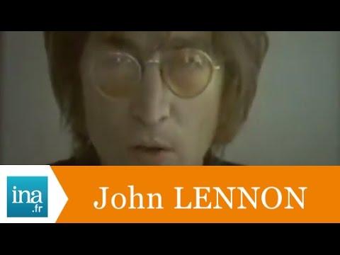 """Imagine John LENNON"", le film - Archive INA"