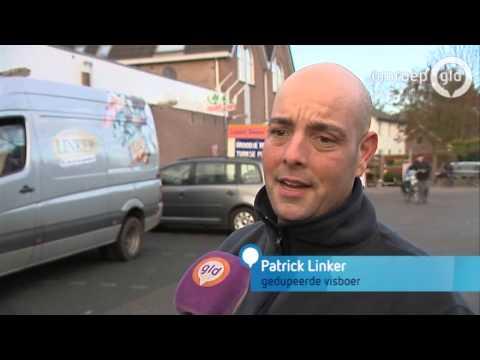 Wie heeft de viskraam van Patrick Linker gestolen ?