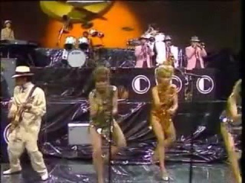creole - Kid Creole & the Coconuts - Stool Pigeon 1982 (Instrumental) There's a gentleman that's going round Turning the joint upside down Stool Pigeon - ha-cha-cha-c...