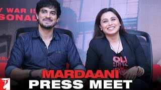 Nonton Mardaani   Press Meet With Rani Mukerji   Tahir Raj Bhasin Film Subtitle Indonesia Streaming Movie Download