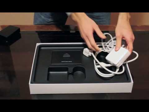 Apple Macbook pro Unboxing - Subscribe! http://bit.ly/HXyIWM I unbox a late-2013 MacBook Pro (model ME294LL/A) with 15.4
