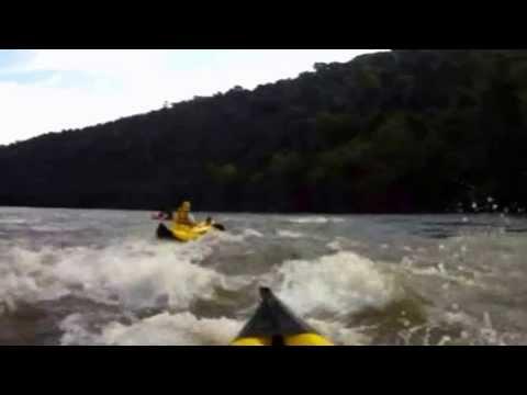 Rafting kayak rio chapecó + ACDC