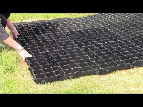 Video of EcoBase Fastfit Garden Building Base Kit for 6ft x 4ft