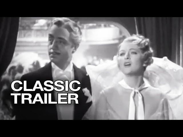 The Great Ziegfeld Official Trailer #1 - Reginald Owen Movie (1936) HD