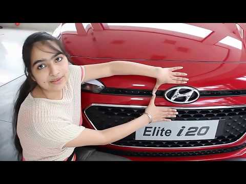 All New Hyundai i20 Elite Launch Review India 2014