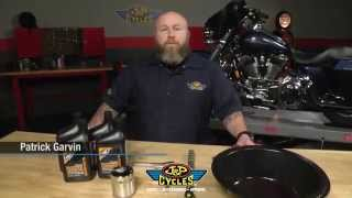 1. How to Change Oil on Harley-Davidson Touring Models by J&P Cycles