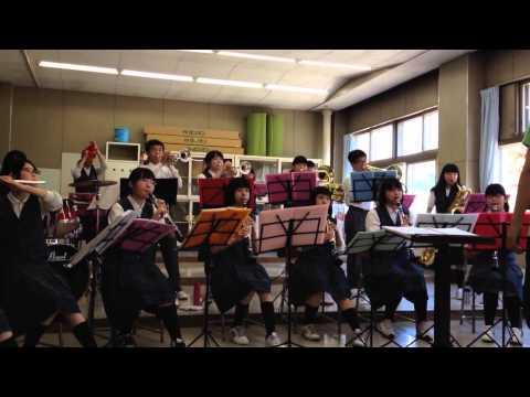 花川南中学校吹奏楽部「Sing Sing Sing」