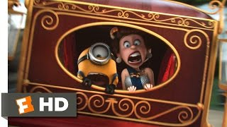 Minions  5 10  Movie Clip   Kidnapping The Queen  2015  Hd