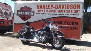 10. Used 2013 Harley Davidson Heritage Softail Classic Motorcycles for sale *