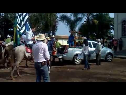 Cavalgada em Santa cruz da Esperança 05/05/2013