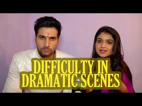 Arjun and Radhika aka Aham and Monica talk about d