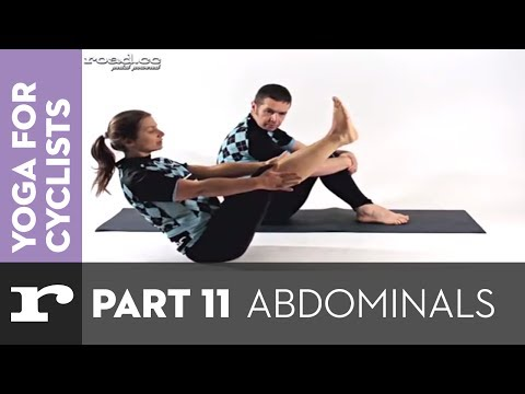 Yoga for Cyclists part 11: Abdominals