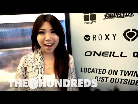 Video: The Hundreds Goes To Agenda Show 2011