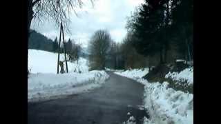 Le Val-d'Ajol France  city photos : Route to Le Val d'Ajol, Les Vosges, France