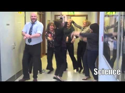 Beath High School Gangnam Style!