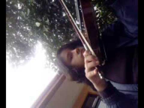 tocando el violin a mis 11 años