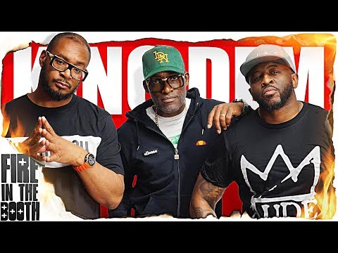 Ty, Rodney P, Blak Twang aka Kingdem – Fire In The Booth Special