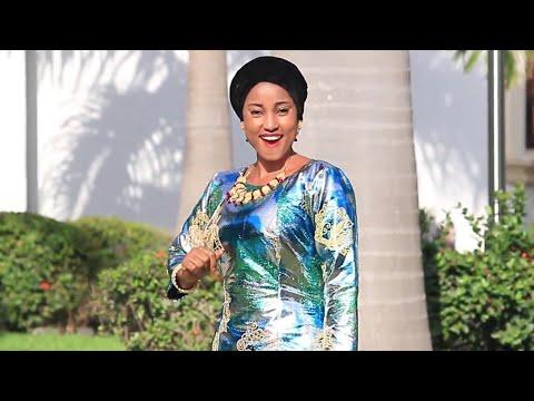 GIMBIYA SAILUBA sabuwar waka video 2019 Starring Hafsat Idris