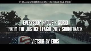 Video [Vietsub] Everybody knows - Sigrid | Karaoke lyrics version MP3, 3GP, MP4, WEBM, AVI, FLV Maret 2018
