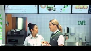 "Preem \""Pulled pork\"" commercial 2014"