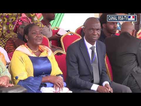 COTE D'IVOIRE: Interview de  ADJELOUSSE Simon , sécrétaire général de la chéfferie ABOBOTE
