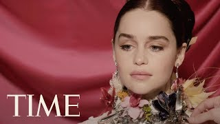 In her exclusive 'Game of Thrones' cover shoot for TIME, Emilia Clarke gushes about how unbelievable it is to be on the cover of the magazine. Fashion ...