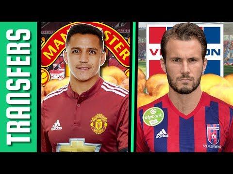 Alexis Sánchez a Manchester Unitedben? Huszti Szabolcs a Videotoné! | Átigazolási hírek