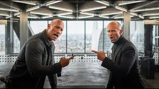 Fast & Furious Presents: Hobbs & Shaw |  Official Trailer #2 [HD]
