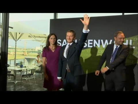 Sachsen & Brandenburg: Vorläufige amtliche Endergebni ...