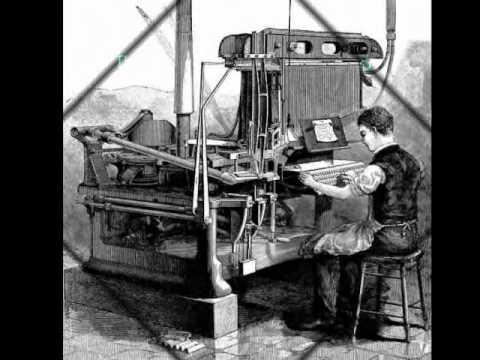 Industrial Revolution- Communication
