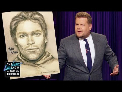 The President Is a Police Sketch Expert Now