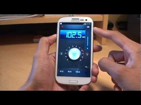 How to enable fm radio on samsung galaxy s4? (with pictures, videos