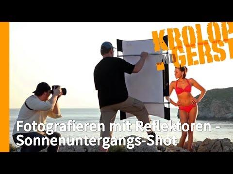 LET'S BOUNCE 17/39 - SONNENUNTERGANGS-SHOT-SUNBOUNCE