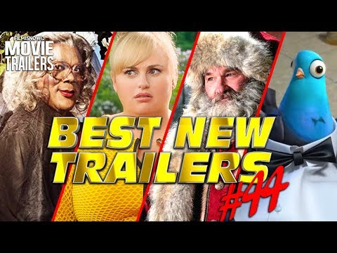 BEST NEW TRAILERS (2018) - WEEKLY Compilation #44